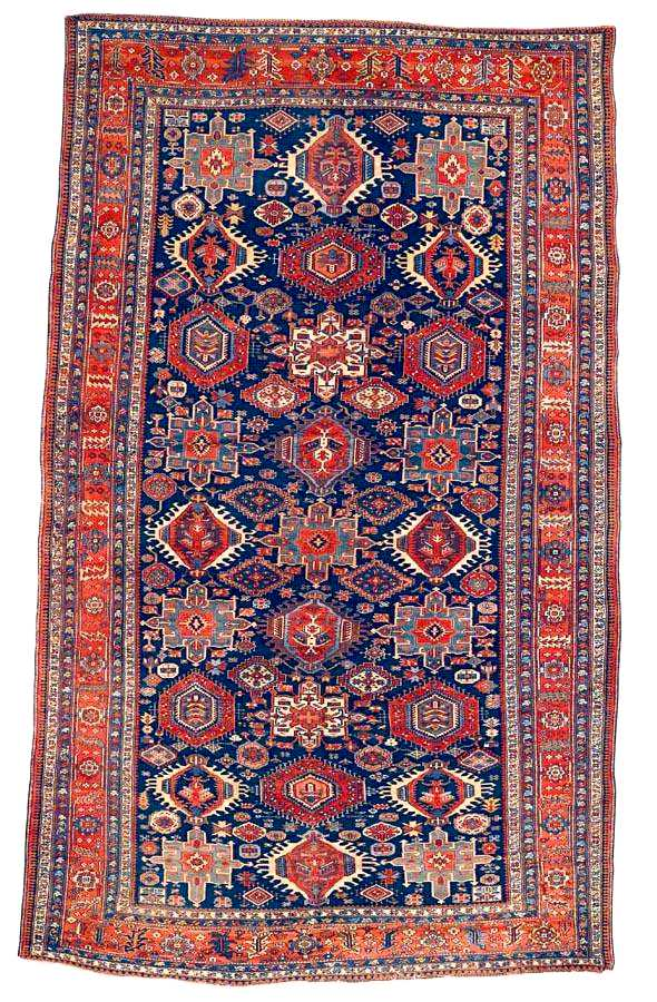 Karaja Carpet Circa 1900 Lot 188