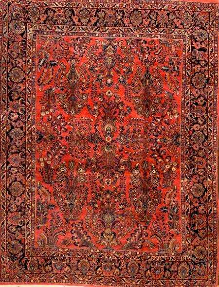 Sarouk Sarough Rugs Sarouk Carpet Early 20th Century